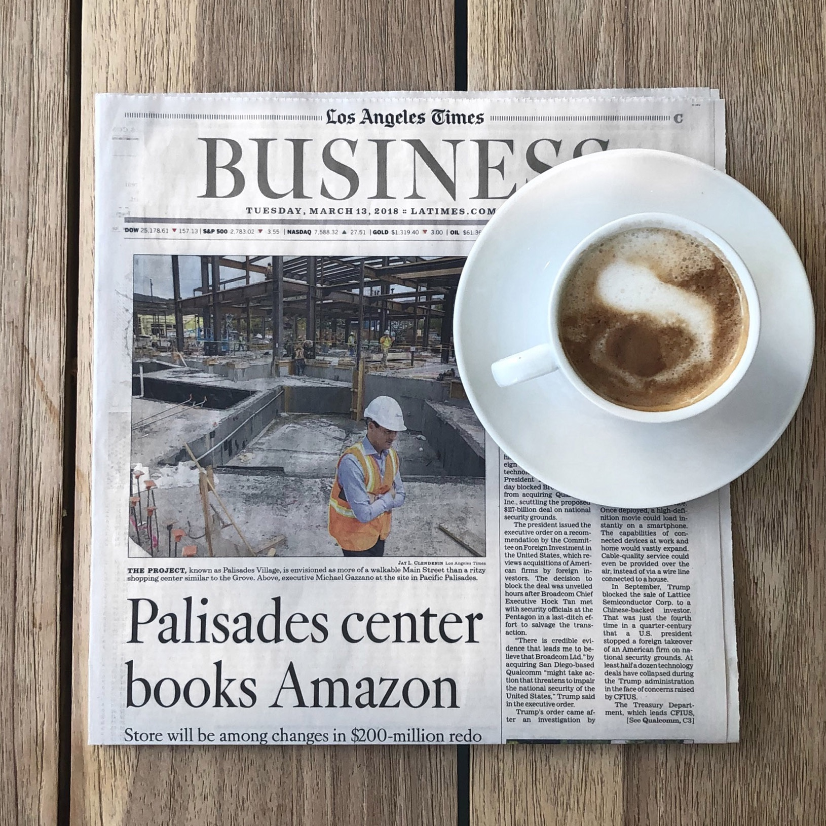 Amazon Books Heading to Pacific Palisades