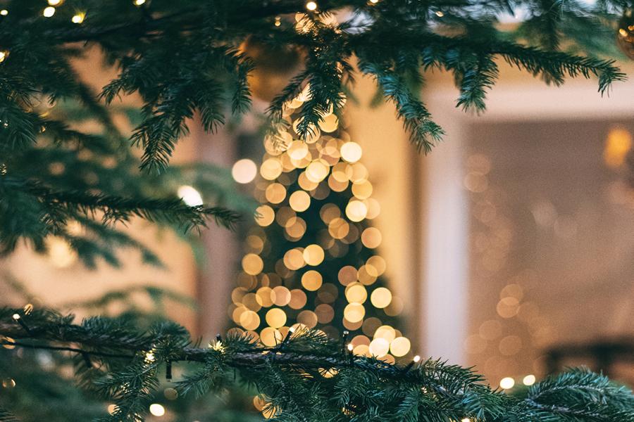 Christmas at Palisades Village