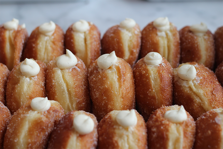 Pre-Order Doughnuts at General Porpoise