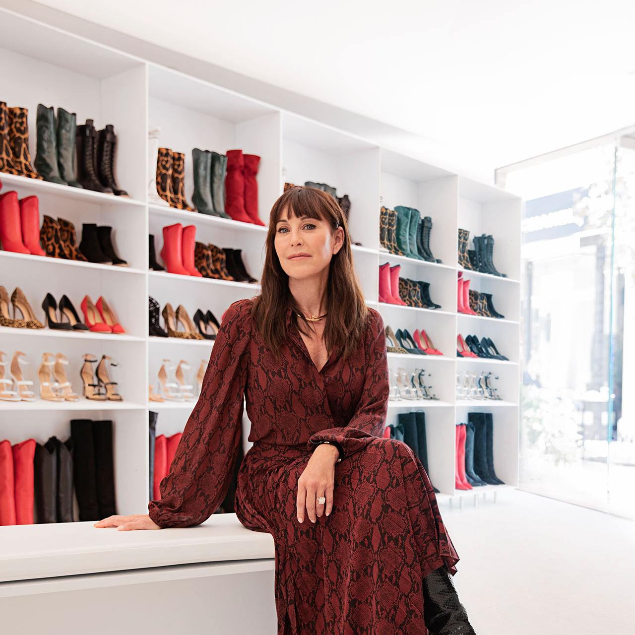 Village Voices: Come Play Inside Tamara Mellon's Shoe Closet