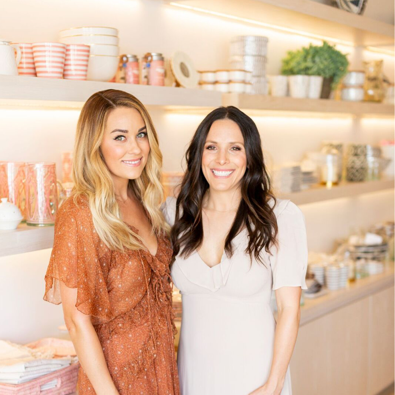 Village Voices: Season's Greetings from The Little Market's Lauren Conrad and Hannah Skvarla