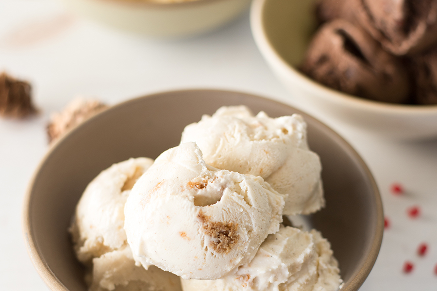 New Holiday Flavors at McConnell's Fine Ice Creams