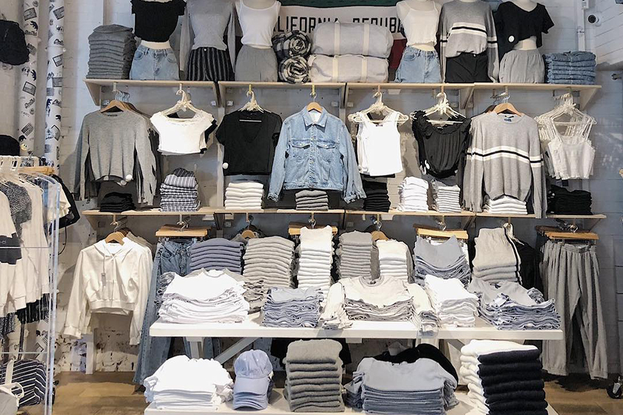 Brandy Melville — Coming Soon