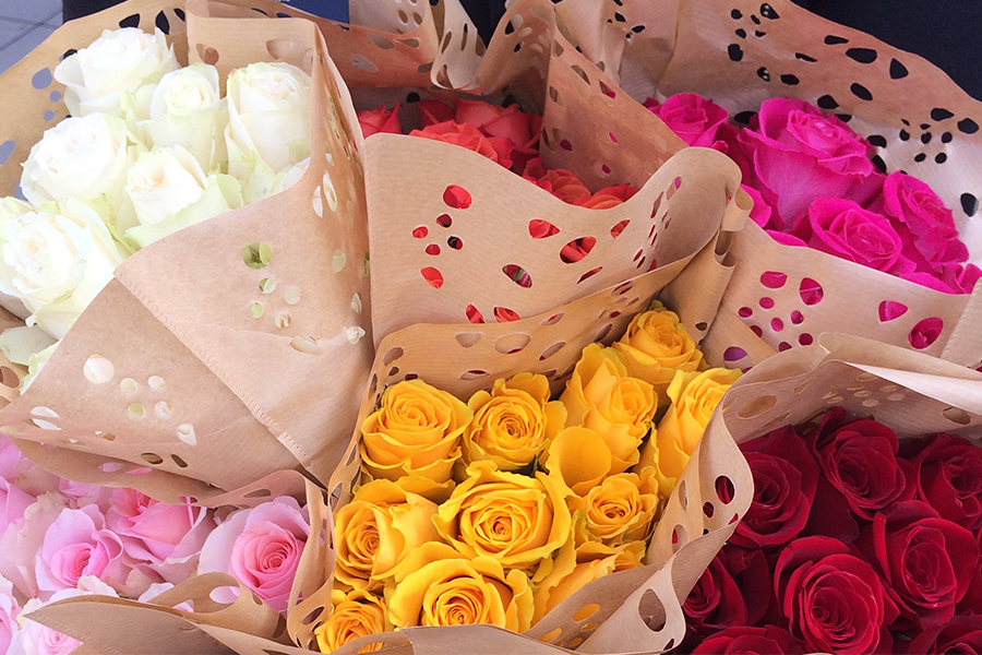 Special Valentine's Day Offer at Vintage Grocers