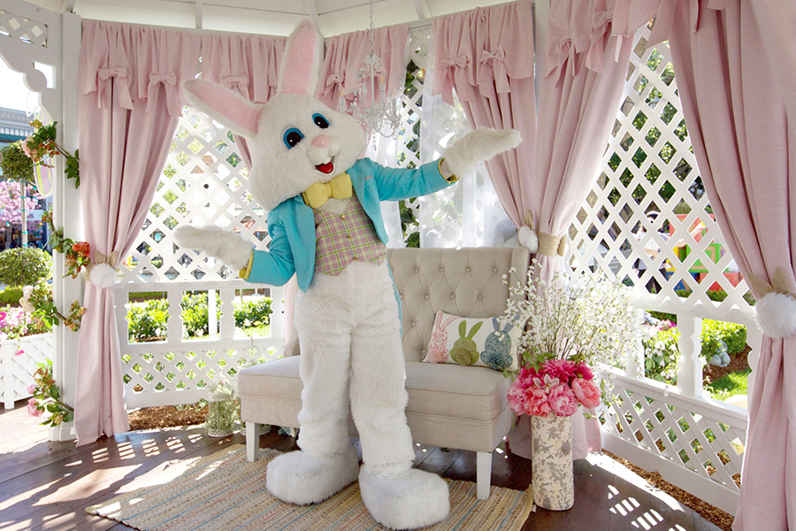 Meet the Easter Bunny
