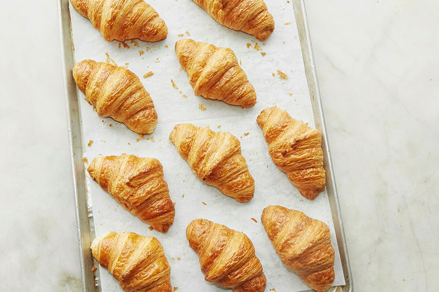 Croissant 101 Class with Chef Dominique Ansel