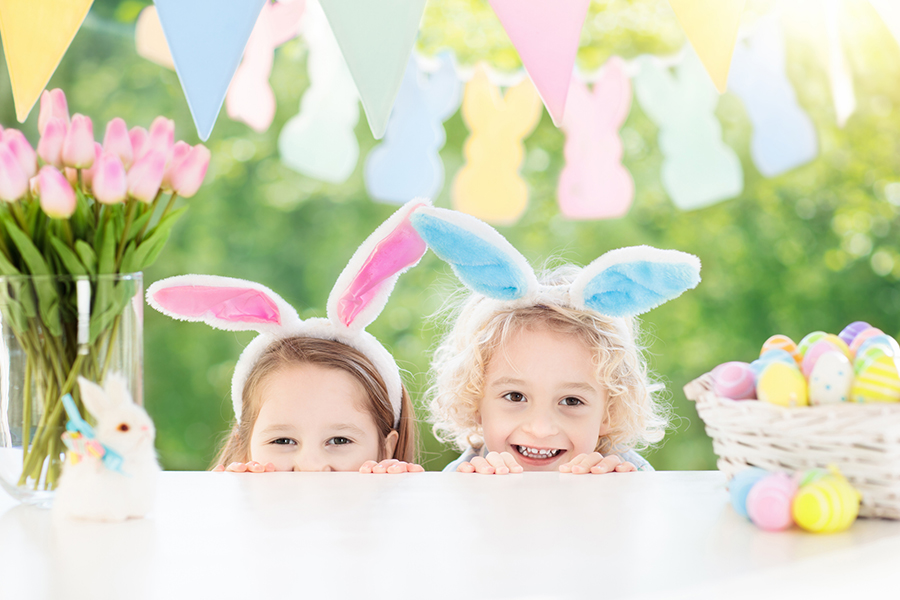 Happy Tails: An Easter Celebration