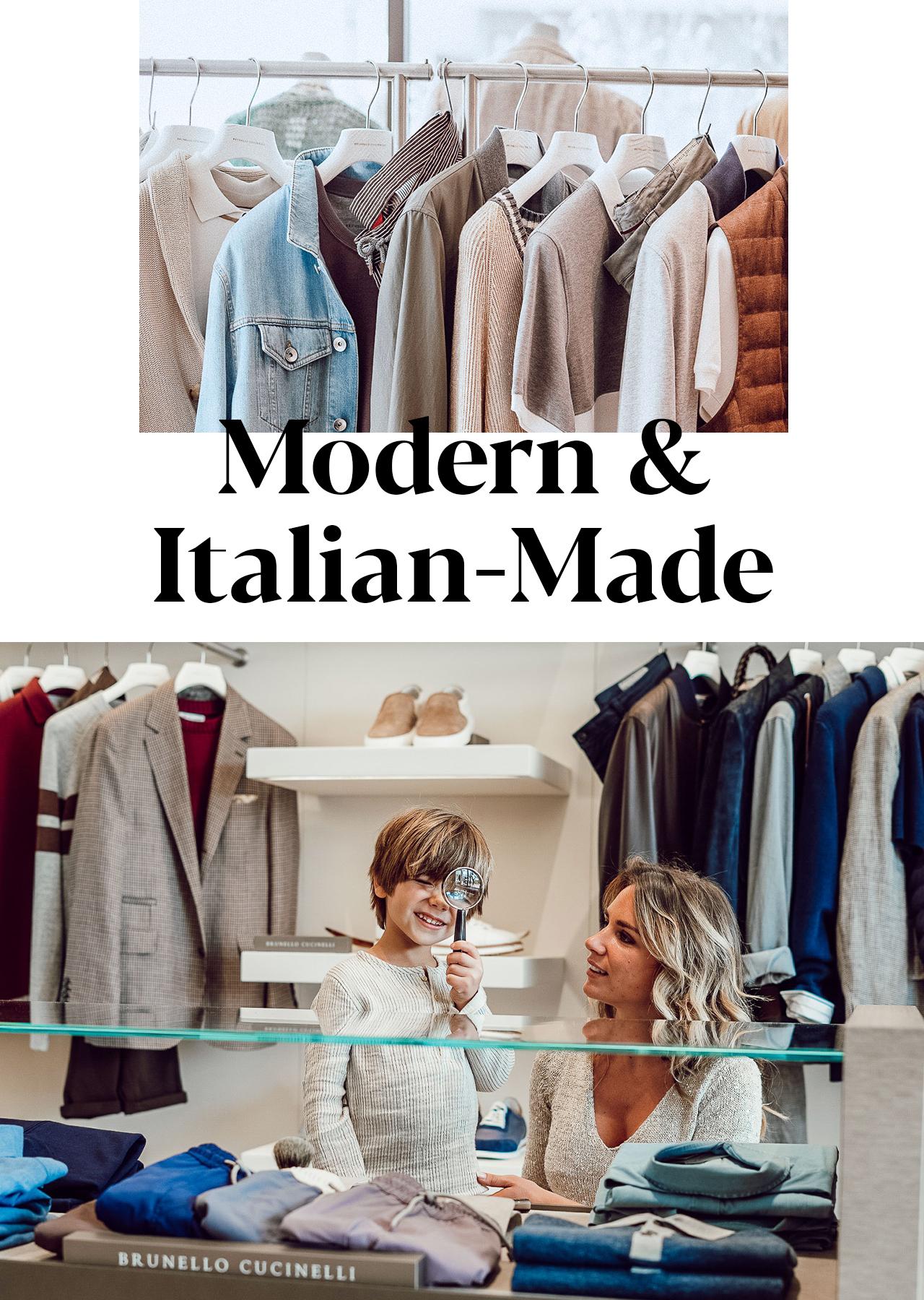 Modern & Italian-Made