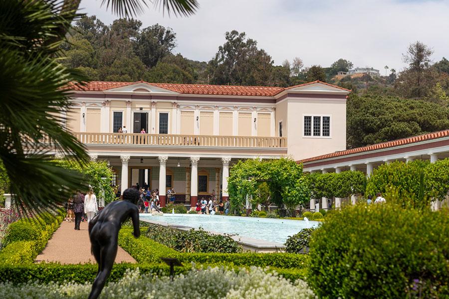 Visit the Getty Villa
