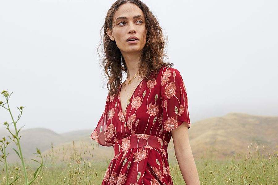 August Collection at Madewell