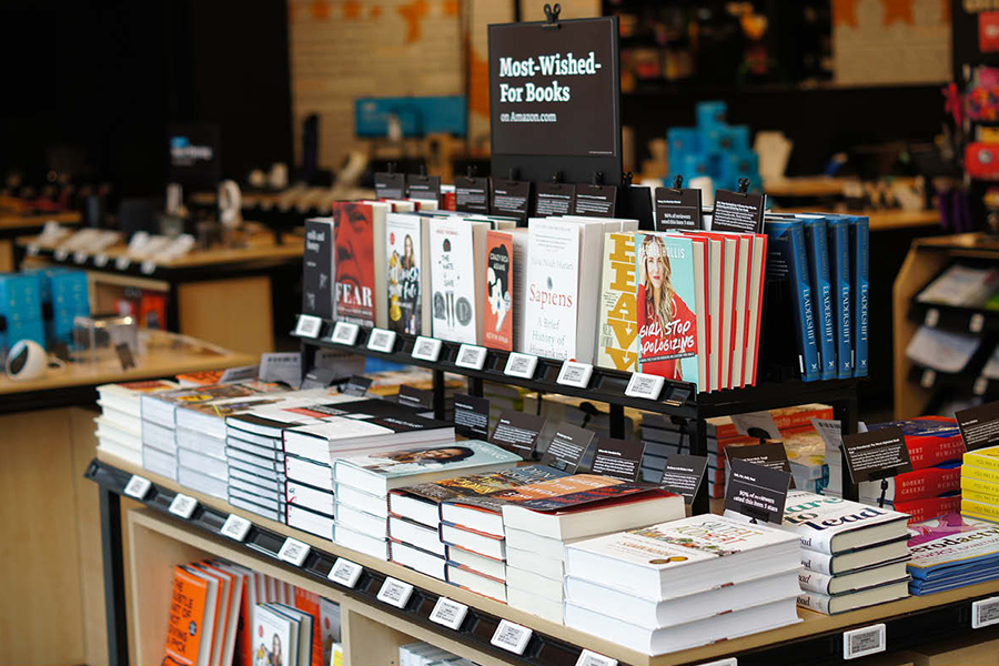 Exclusive In-Store Promotion at Amazon Books