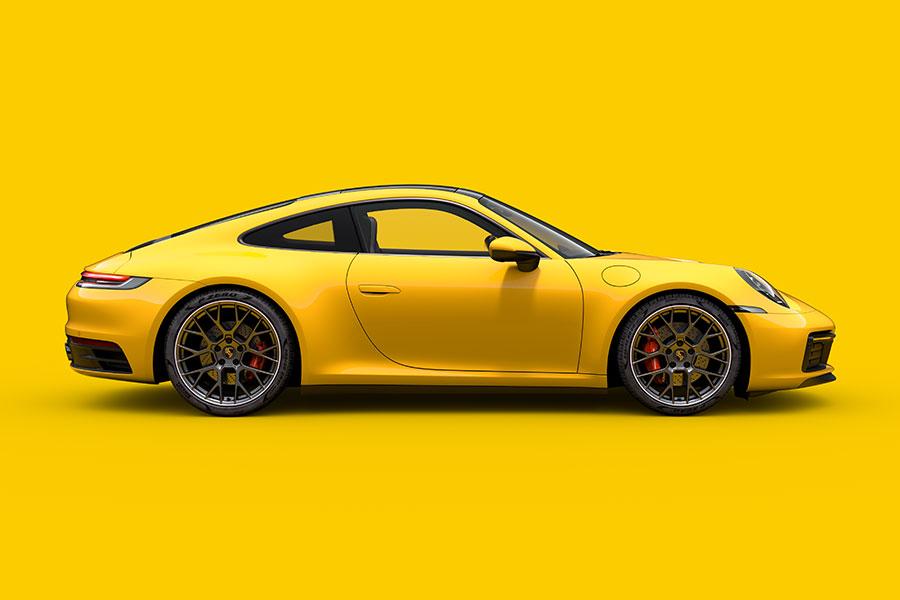 Porsche & Coffee