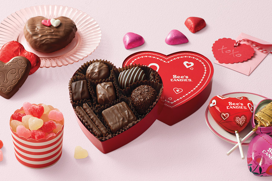 Exclusive Valentine Offer at See's Candies