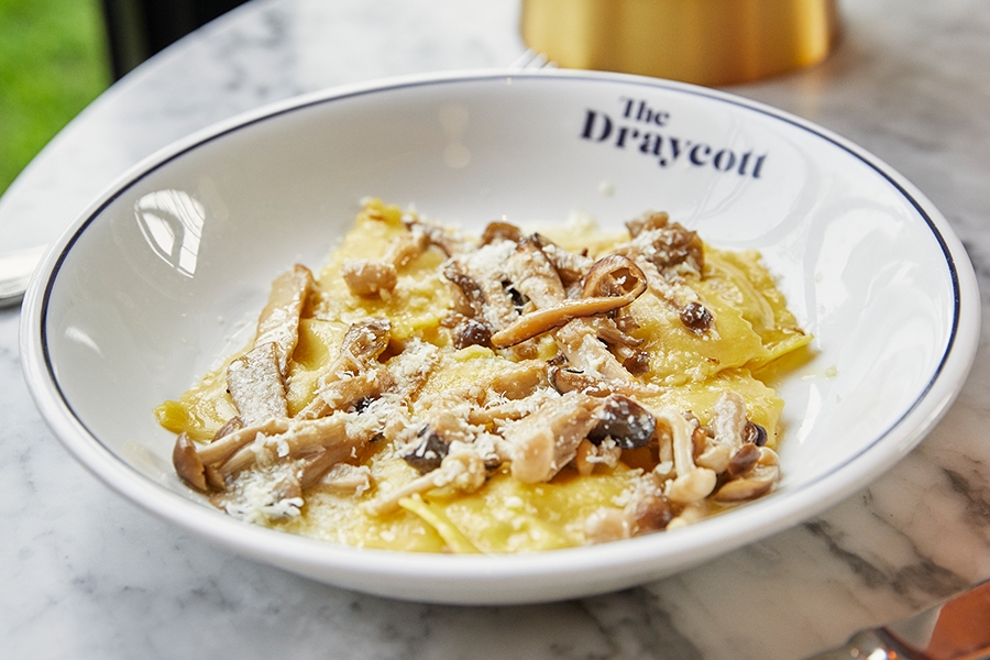 Weekly Prix-Fixe Dinner at The Draycott