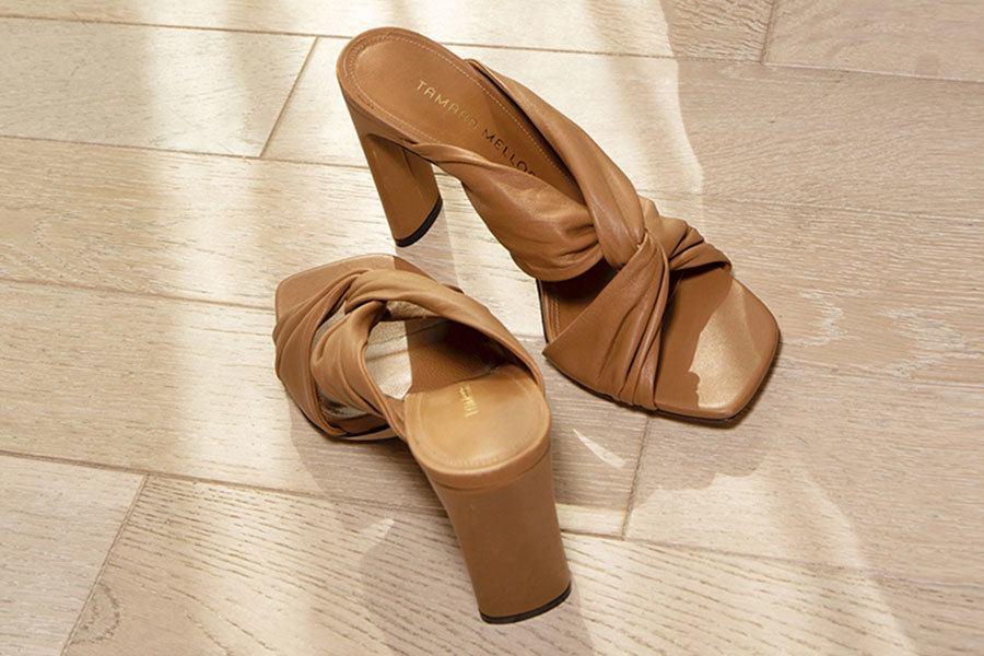 New Spring Styles at Tamara Mellon