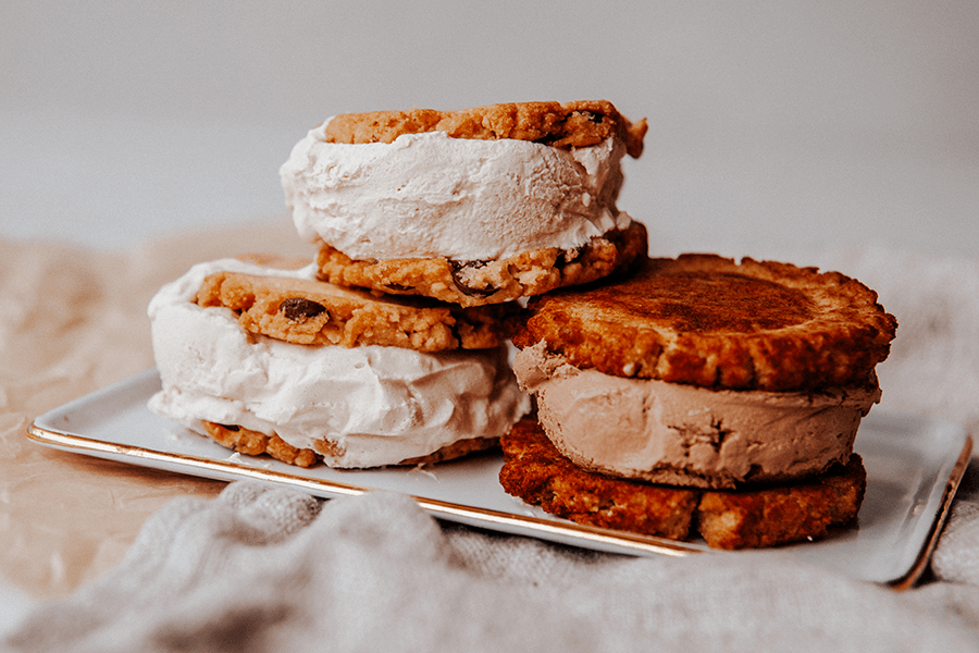 New Ice Cream Sandwiches at Sweet Laurel