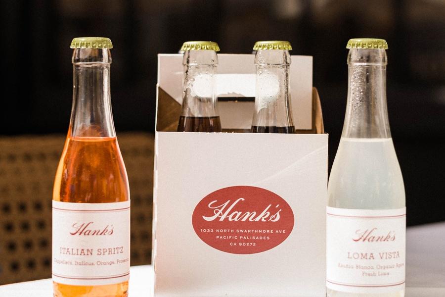 Bottled Cocktails by Hank's