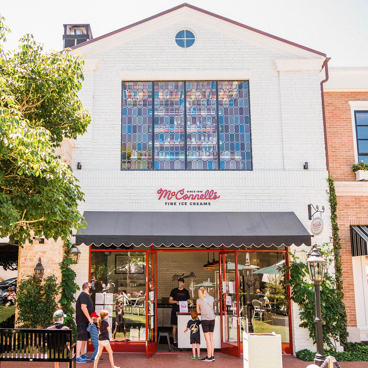 Beat the Heat this Labor Day at McConnell's Fine Ice Creams at Palisades Village