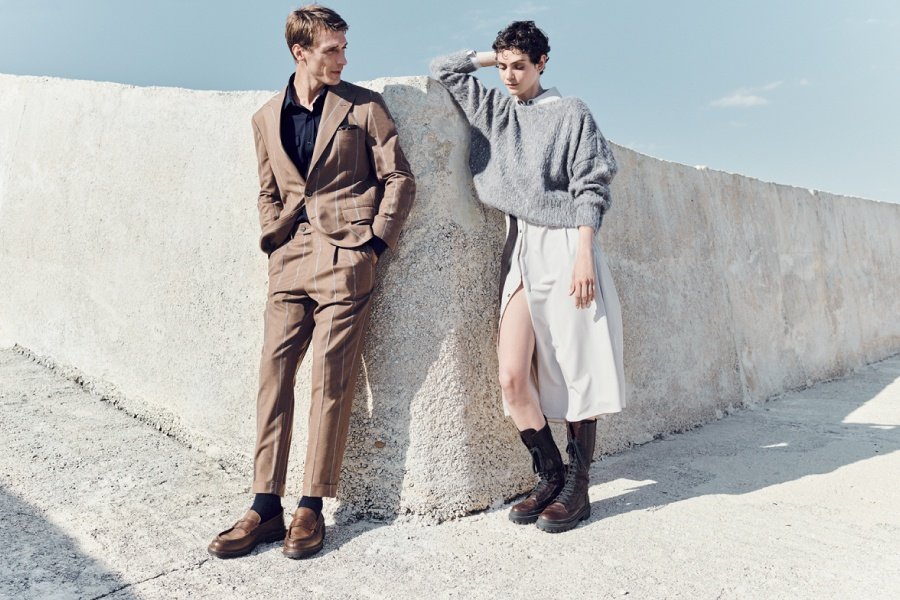 Fall Winter 2020 Collection at Brunello Cucinelli