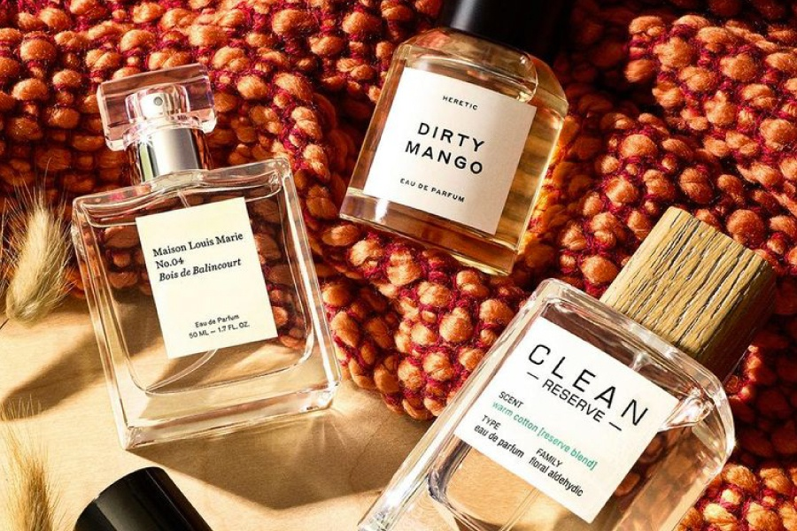 Fall Scents Now Available at Sephora Studio