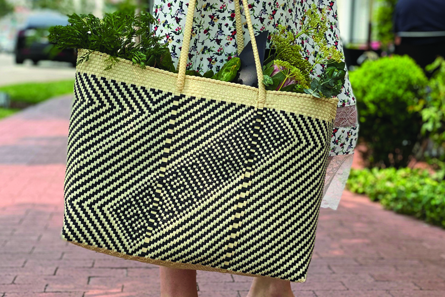 Limited-Edition Beach Bag at Erewhon Market