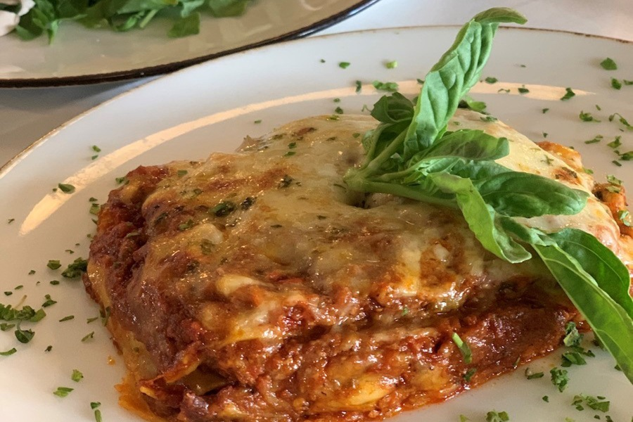 Ready-to-Cook Lasagnas at Porta Via Palisades