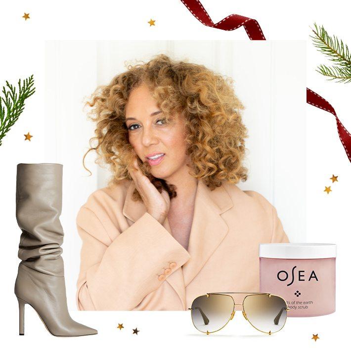 Celebrity Stylist Charlene Roxborough Konsker Unwraps Her Gift List & Shares Her 11 Holiday Must-Haves