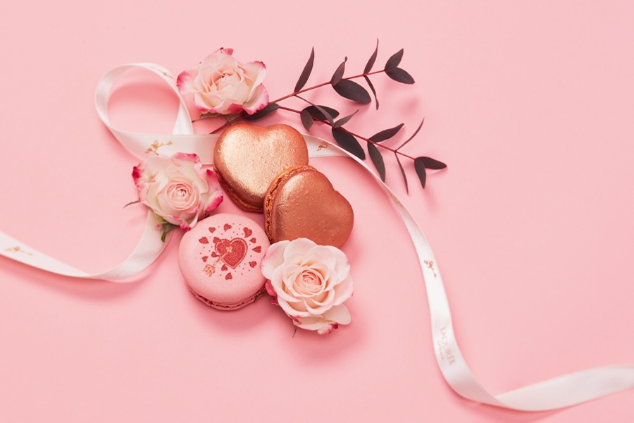 Valentine's Day at Ladurée Pop-Up