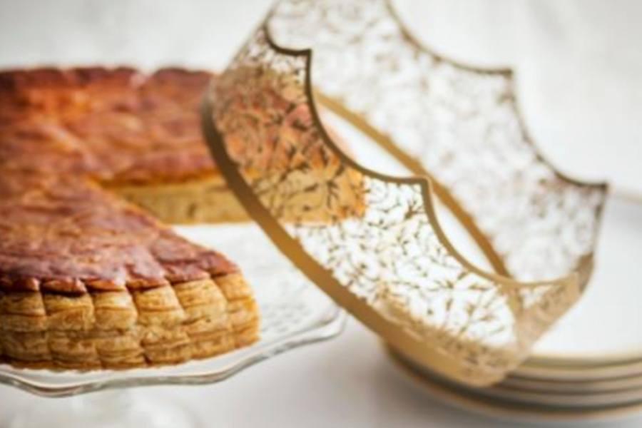 Cake of Kings at Ladurée Pop-Up