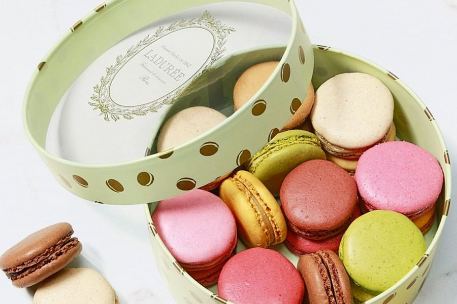 Ladurée Pop-Up: Now Open