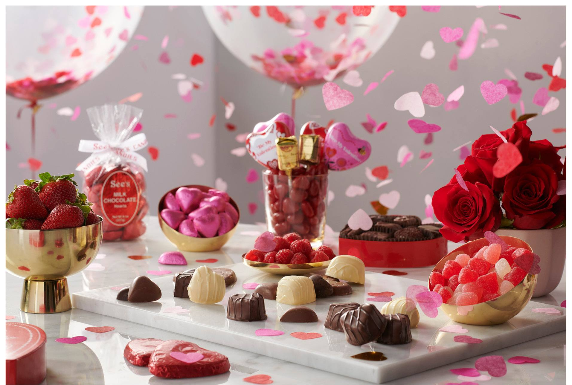 Valentine's Day Specials at See's Candies