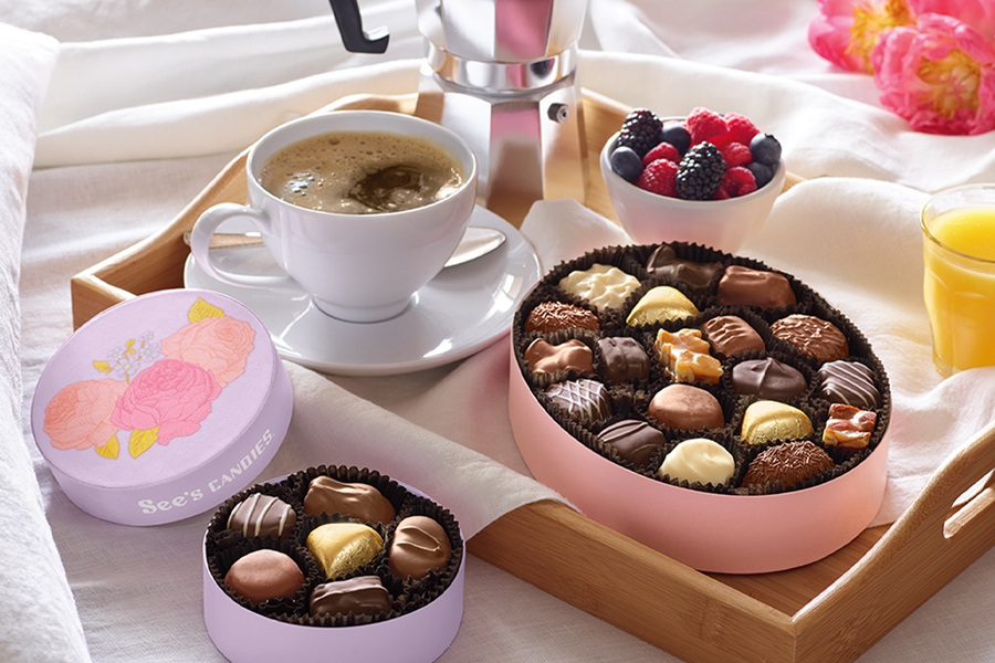 Mother's Day at See's Candies