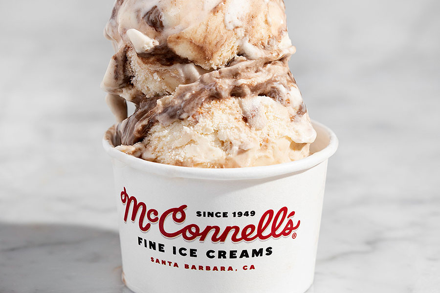 Flavor of the Month at McConnell's Fine Ice Creams